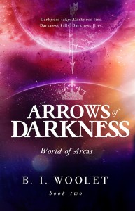 Arrows of Darkness Cover